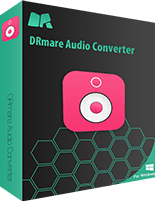DRmare DRM Audio Converter for Windows