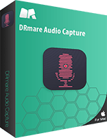 DRmare Audio Capture for Mac