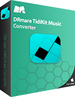 drmare tidal music converter for mac