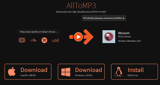 download spotify songs to mp3 free