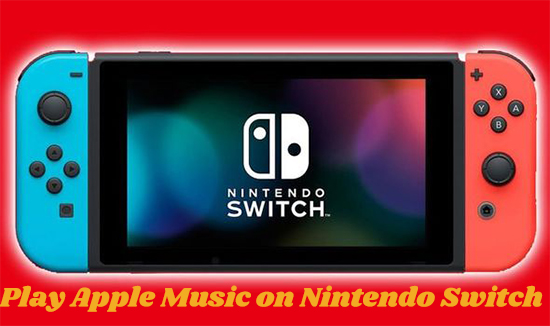 play apple music on nintendo switch