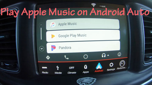 play apple music on android auto