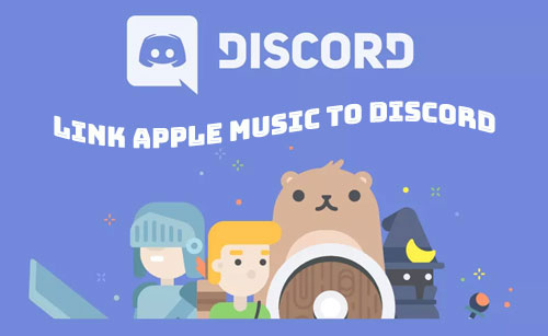 link apple music to discord