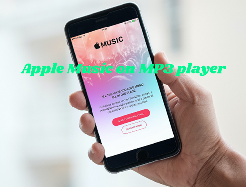 apple music on mp3 player