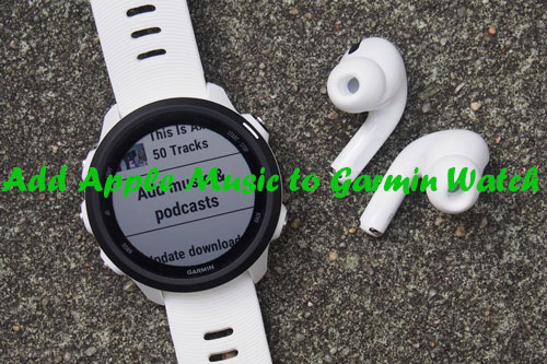 import apple music to garmin watch