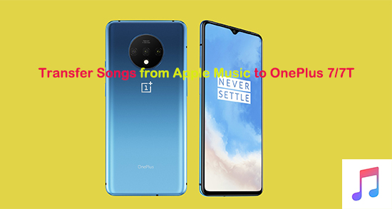 apple music to oneplus 7/7t