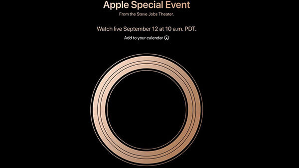 apple autumn event 2018