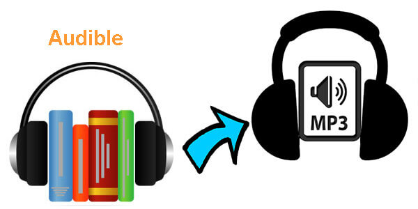 convert audible to mp3
