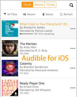 play audiobook on ios