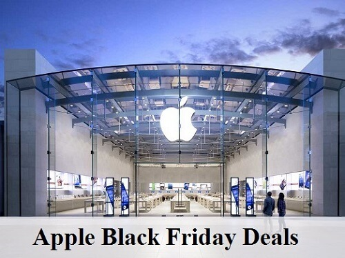 apple deals on black friday