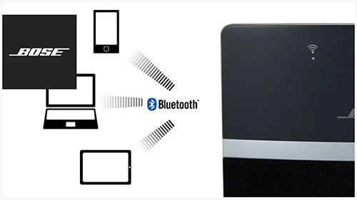 bose soundtouch bluetooth