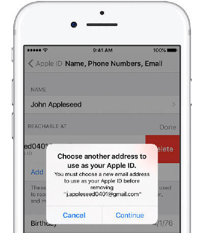 Solved] How to Change Apple ID on Mac/iPhone with Ease