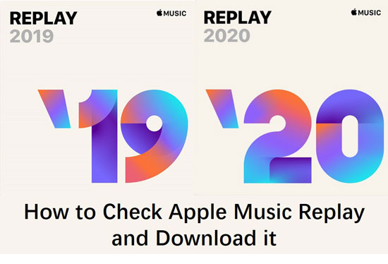 download apple music replay 2019 and 2020