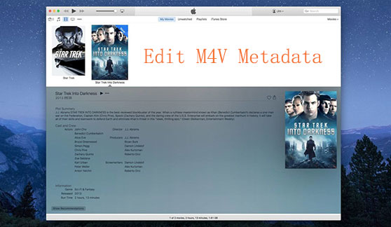 How to Edit DRM M4V Videos Like a Breeze