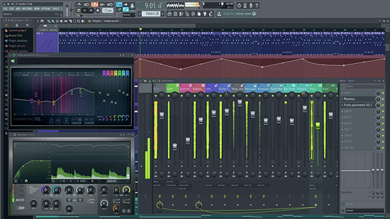fl studio music making software