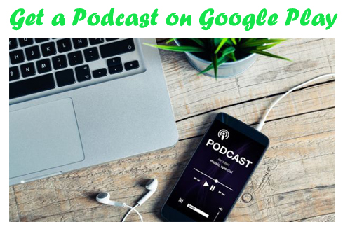 get a podcast on google play