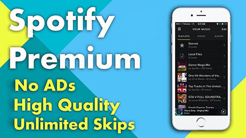 Top 2. How to Get Spotify Premium for Free Forever After Free Trial