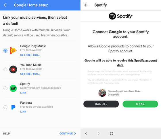 Two Ways to Stream Spotify Songs to Google Home Freely