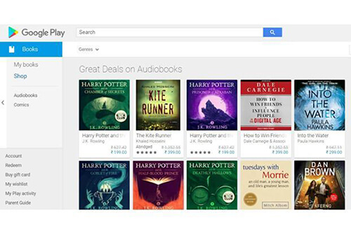 google play books gets new audiobook features