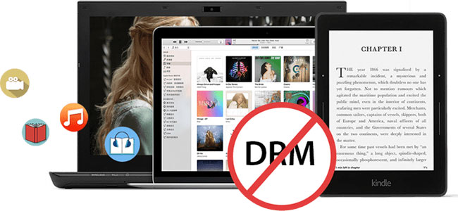 how to remove drm protection