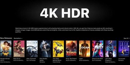 torrents movies 4k