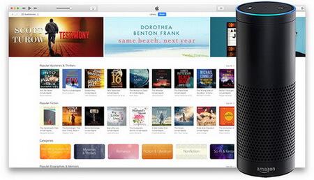 Play iTunes Audiobooks on Amazon Echo? Solved!