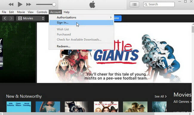 iTunes Movie Won't Play - Best Workable Solutions