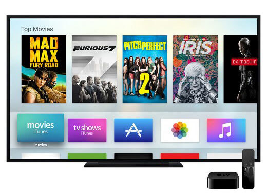 itunes to apple tv