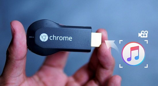 cast itunes movies to chromecast