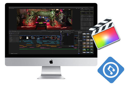 Blu-ray to FCP X - Rip and convert Blu-ray to FCP X