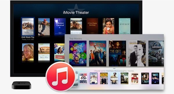 edit itunes movies with imovie