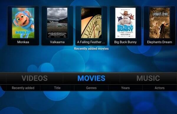 How to Play Your iTunes DRM Movies on Kodi/XBMC Media Player