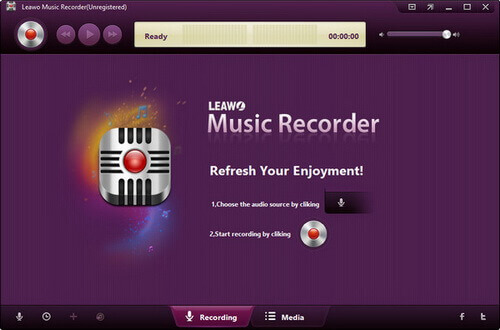 leawo streaming music downloader