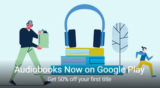 Beginner's Guide to Buy and Download Google Audiobooks