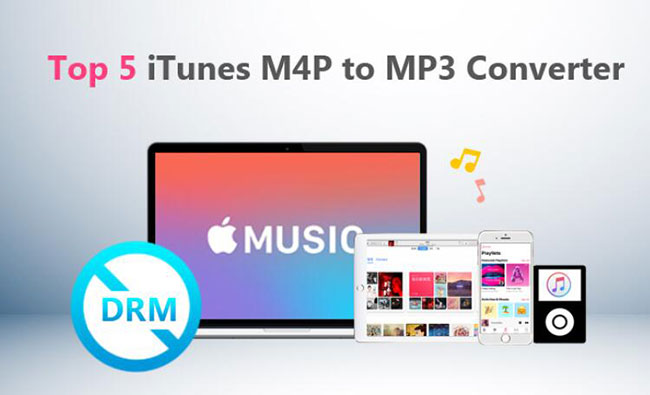 The Top 5 Best M4P to MP3 Converters Shine in 2019