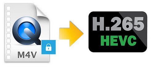 How to Convert DRM M4V Videos to HEVC