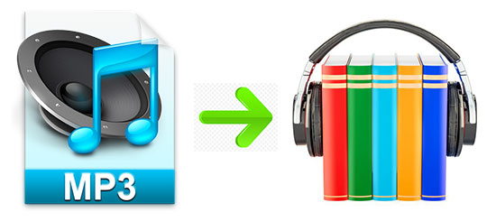 How to Convert MP3 to Audiobook on Computers or Mobile Phones