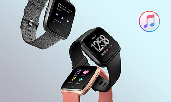 play apple music on fitbit versa