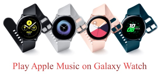 play apple music on galaxy watch
