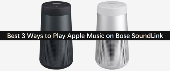 play apple music to on bose soundlink