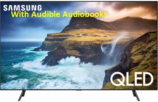 audible on samsung tv
