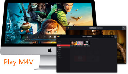 play m4v on mac
