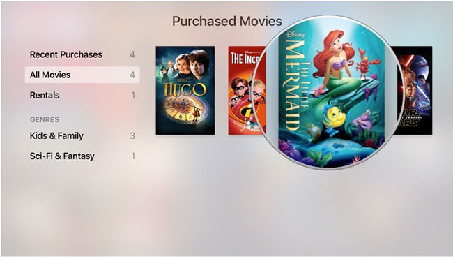 purchase itunes movies