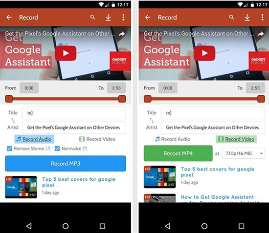 Top 3 Best Ways to Download Music from YouTube to MP3