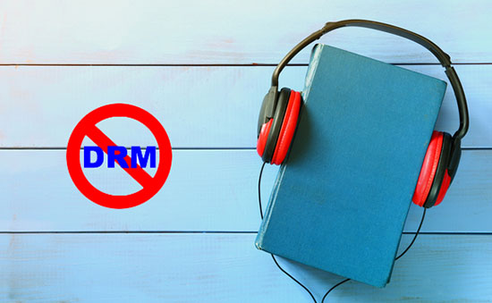remove audible drm