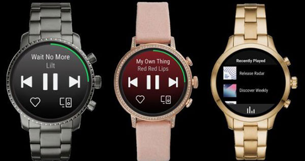 spotify for wear os