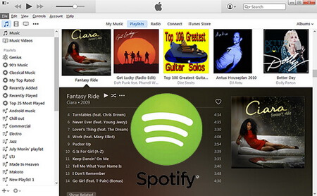 Solved: How to Transfer Spotify Music to iTunes Library