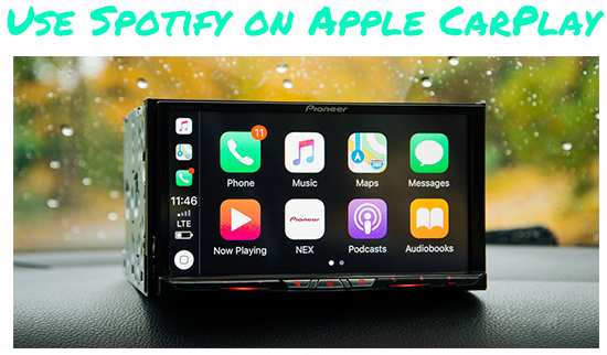 spotify on apple carplay