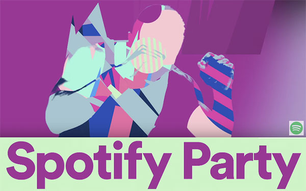 Spotify Playlist Party