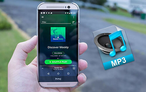 How to Download and Convert Spotify Music to MP3 Offline